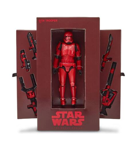 Star Wars Black Series: Sith Trooper - SDCC 2019 Exclusive Action Figure 15cm  - E4073