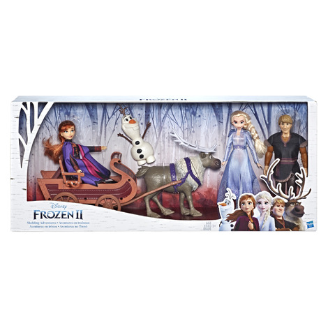 Disney Frozen Sledding Adventure - E5517