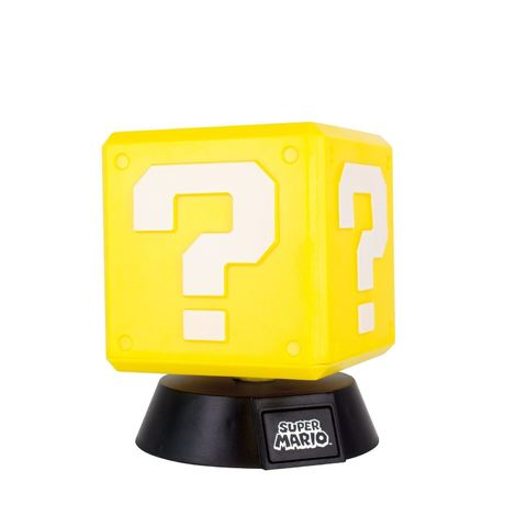 Nintendo Super Mario - Question Block 3D Light (PP4372NN)