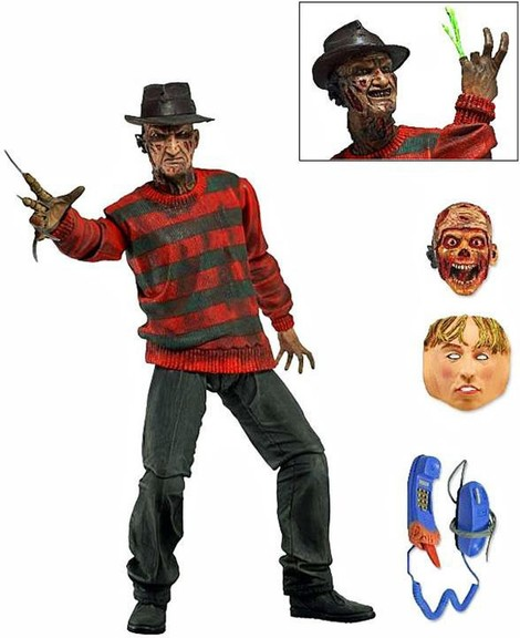 Nightmare on Elm Street Action Figure 30th Anniversary Ultimate Freddy Krueger 18 cm - NECA39759