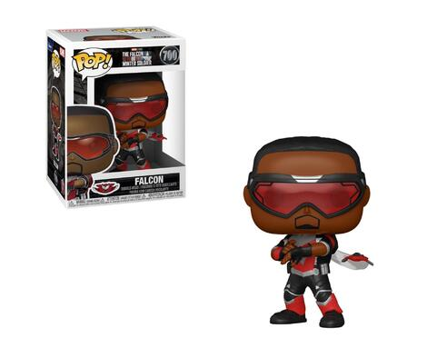 POP! The Falcon and The Winter Soldier - Falcon  Bobble-Head #700#