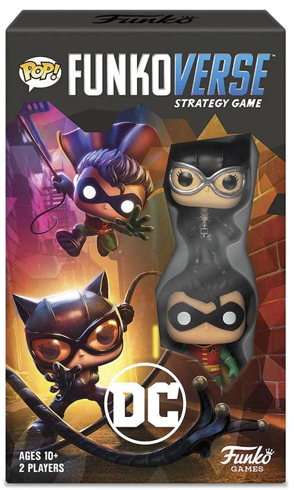 Funkoverse Strategy Game DC Comics - 050518