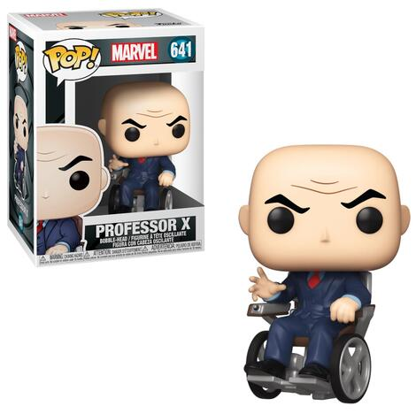 POP! Marvel: X-Men 20th Anniversary - Professor X  Bobble-Head #641#