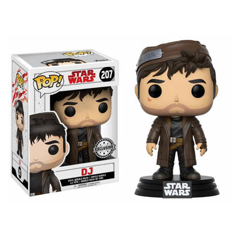 POP! Φιγούρα Vinyl DJ (Star Wars) #207