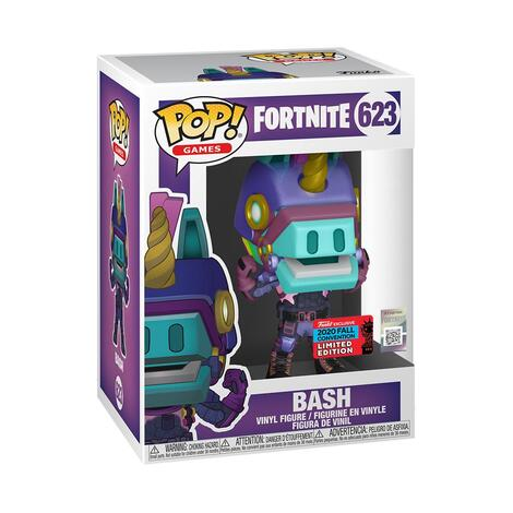POP! Fortnite- Bash (NYCC 2020 Exclusive) #623#