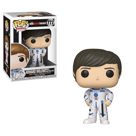 POP! Φιγούρα Howard Wolowitz in Space Suit #777# (Big Bang Theory)