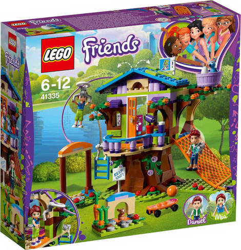 Friends Mia's Tree House - 41335