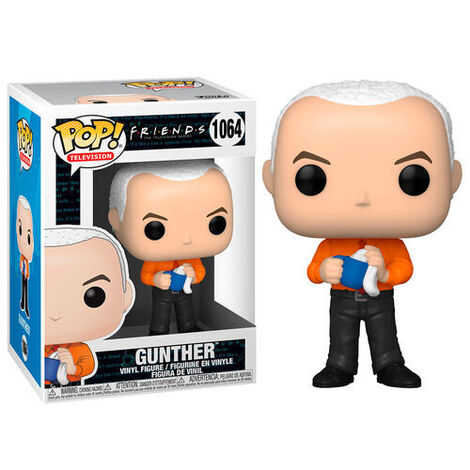 POP! Television: Friends - Gunther #1064#