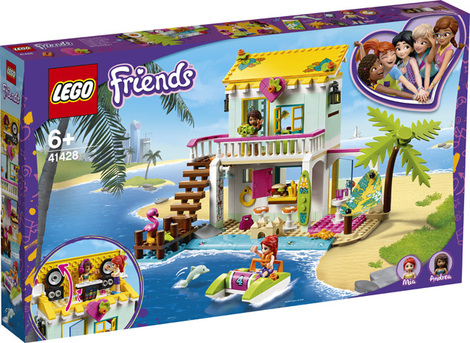 Friends Beach House - 41428