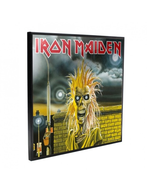 Iron Maiden Crystal Clear Picture 32 x 32 cm - NEMN-B4388M8