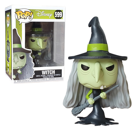 POP! Φιγούρα Vinyl Witch (Nightmare Before Christmas) #599#