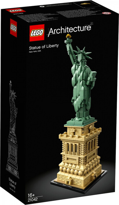Statue of Liberty - 21042
