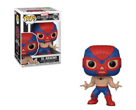 POP! Marvel: Lucha Libre - El Aracno (Spider-Man) #706#