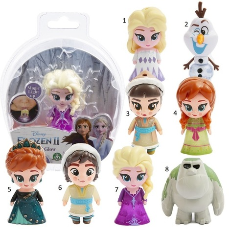 Disney Frozen II Whisper And Glow Φιγουρα - FRNB5000