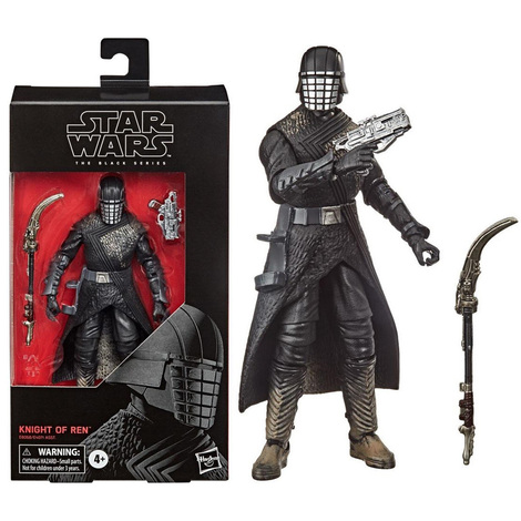 Φιγούρα Star Wars: Black Series - Action Figure 15cm - Knight of Ren - E8068