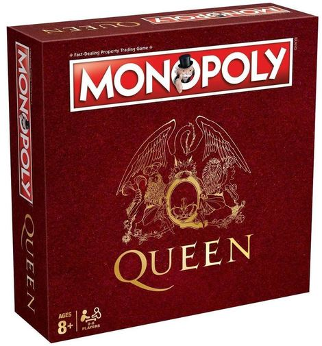 Monopoly Queen Edition (WIMO-026543)