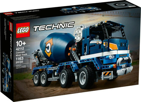 Technic Concrete Mixer Truck - 42112
