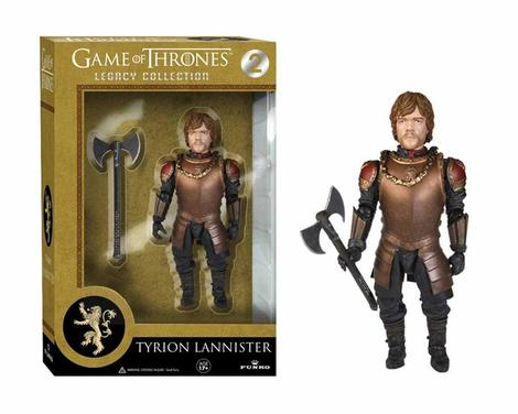 Tyrion Lannister (Legacy Collection - Action Figure) - Funko