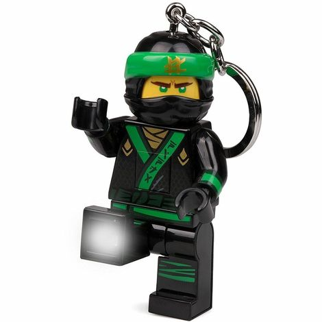 Lego Ninjago Movie Lloyd Key Light Μπρελόκ