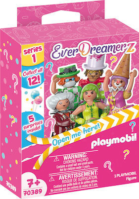 Playmobil Surprise Box Candy World - 70389
