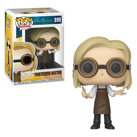 POP! Φιγούρα Vinyl 13th Doctor with Goggles (Doctor Who) #899#