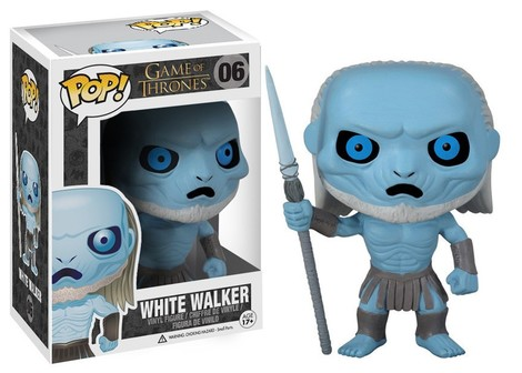 POP! Φιγούρα Game of Thrones - White Walker #06#