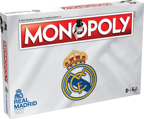 Monopoly - Real Madrid (WIMO-034630)