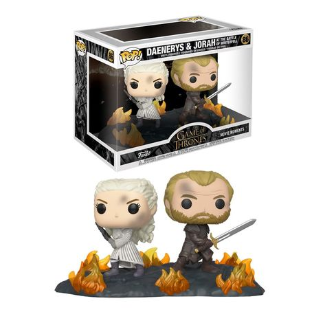 Pop! Moment Vinyl Daenerys & Jorah B2B with Swords (Game of Thrones) #86#