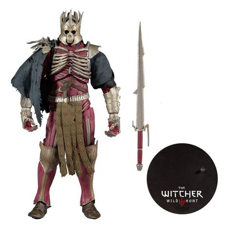 The Witcher Action Figure Eredin 18 cm - MCF13402-5