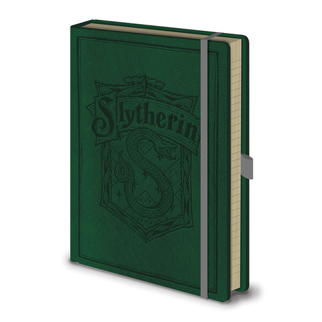 Σημειωματάριο Α5 Slytherin (Harry Potter) – Pyramid 72412