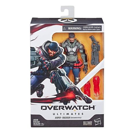 Overwatch Ultimates Core Action Figure Reaper 15 cm - E6489