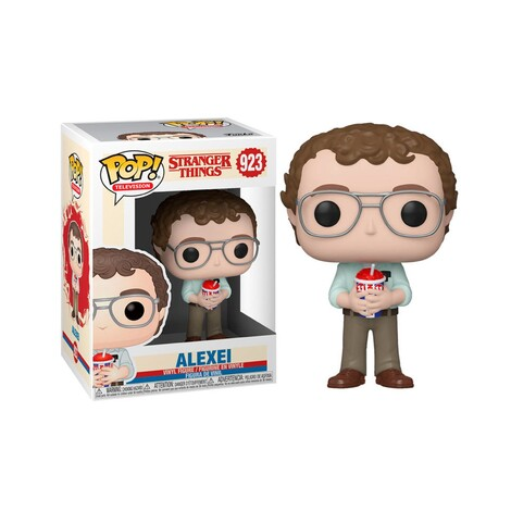 POP! Φιγούρα Vinyl Alexei Stranger Things #923#