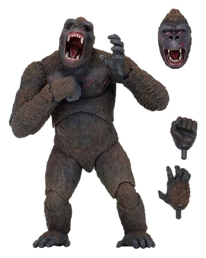 King Kong Action Figure 20 cm - NECA42749