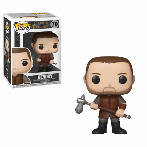 POP! Φιγούρα Vinyl Gendry (Game of Thrones) #70#
