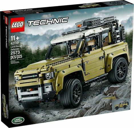 Technic Land Rover Defender - 42110