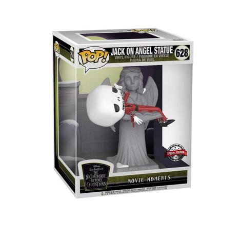 Pop! Φιγούρα Movie Moment - The Nightmare Before Christmas - Jack on Angel Statue #628#