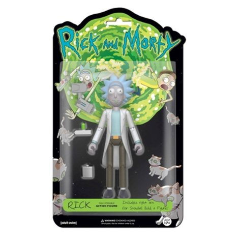 Φιγούρα Rick - Rick and Morty - FK12924