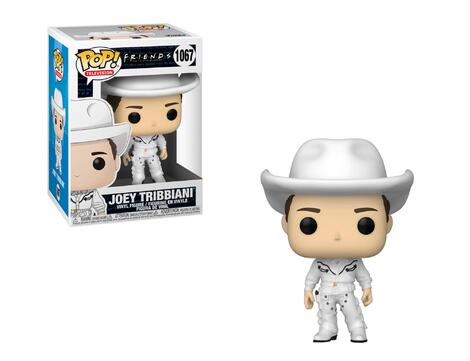 POP! Friends - Cowboy Joey #1067#