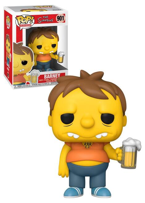 POP! The Simpsons - Barney #901#
