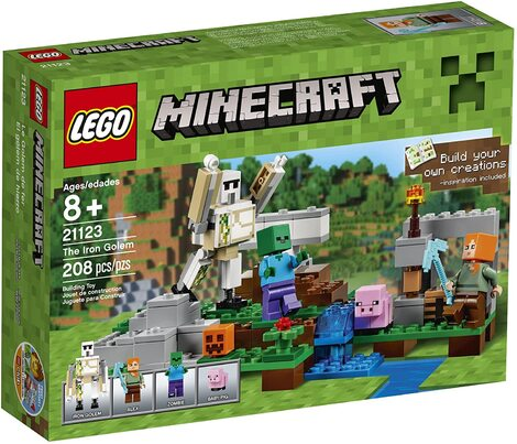 LEGO Minecraft The Iron Golem - 21123