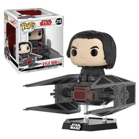 POP! Φιγούρα Vinyl Kylo Ren on TIE Fighter (Star Wars) #215