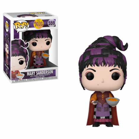 POP! Φιγούρα Vinyl Mary with Cheese Puffs (Hocus Pocus) #559#