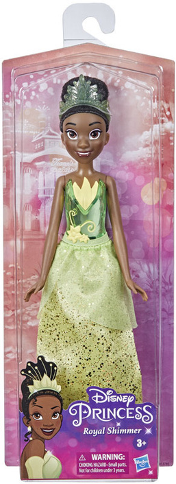Disney Princess Royal Shimmer Tiana - F0901