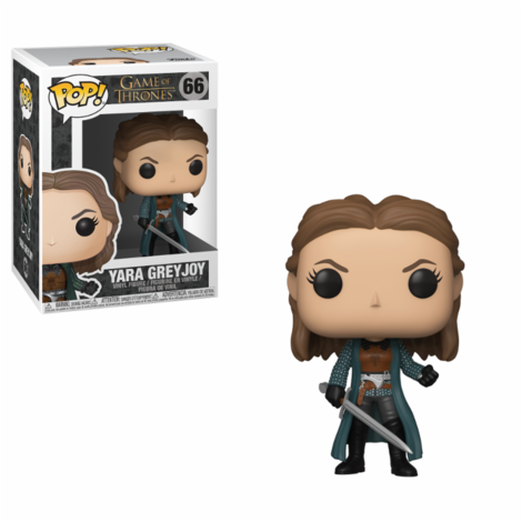 POP! Φιγούρα Vinyl Yara Greyjoy (Game of Thrones) #66#