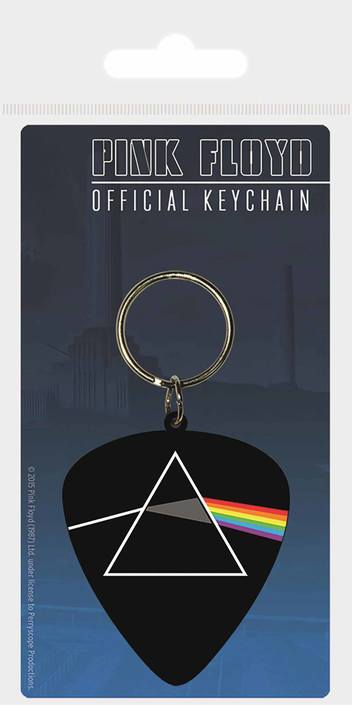 Μπρελόκ Pink Floyd - Darkside Of The Moon Plectrum