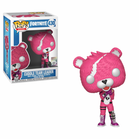 POP! Φιγούρα Vinyl Cuddle Team Leader (Fortnite) #430#