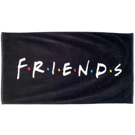 Friends Logo Towel 75cm x 150cm - FR93128