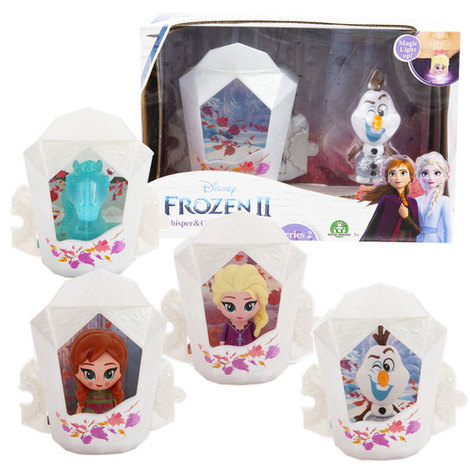 Disney Frozen II Whisper And Glow Σπιτάκι & Φιγούρα - FRNB6000