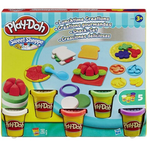 Play-Doh Sweet Shoppe Lunchtime Creations Set - A7659