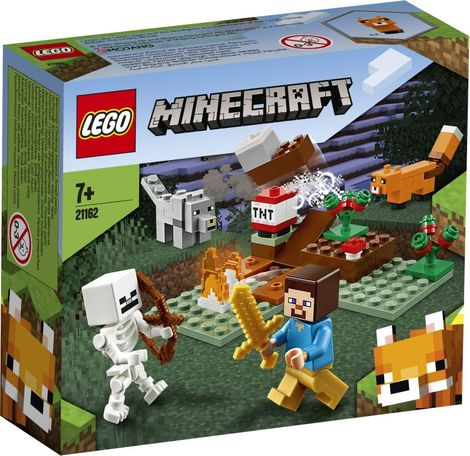 LEGO Minecraft The Taiga Adventure (21162)
